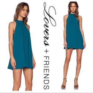 NWT [Lovers + Friends] Sleeveless Shift Dress